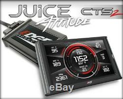 Edge Juice with Attitude CTS2 & EGT Probe For 2003-2007 Ford 6.0L Powerstroke