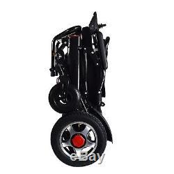 Electric Wheelchair Folding Lightweight Heavy Duty Power Wheelchair Power chair