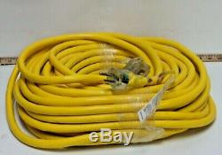 Extension Cord Southwire Outdoor 10/3 Extra Heavy Duty 100ft Power Generator