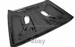 For 07-18 Jeep Wrangler JK Rubicon 10th Anniversary Style Front Engine Hood Vent