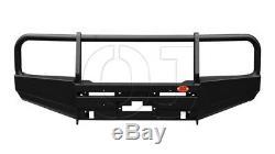 Front Power Bumper Heavy Duty OJ 02.026.01