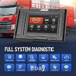 Full System Heavy Duty Truck Diagnostic Tool Scanner DPF Regen