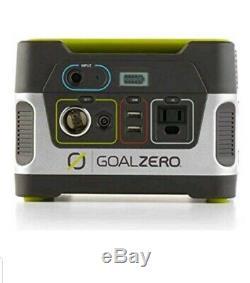 Goal Zero Yeti 150 Universal Power Pack, 230 V Silver/Black HEAVY DUTY NEW2019