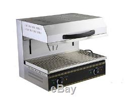 Heavy Duty Commercial Electric Lift-up Salamander Broiler
