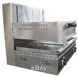 Heavy Duty Commercial Electric Lift-up Salamander Broiler High Power Kitchen 220