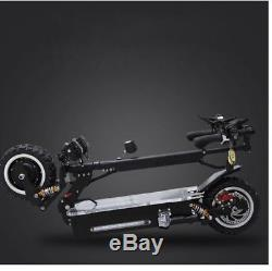 Heavy Duty/High Power Electric Adult Scooter 2x 1600W= 3200W 60 V 350lb Capacity