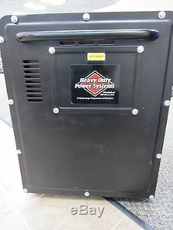 Heavy Duty Power Systems 7000EDA 7000watt Diesel Generator (May45) NEW