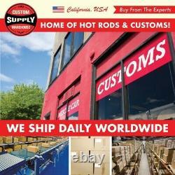 Heavy Duty Power Windshield Wiper Kit AutoLoc AUTWIPER2 truck rat street custom