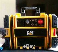 Heavy Duty Rv Truck Jump Starter Box 2000 Peak Battery Booster Charger Power US