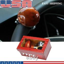 Heavy Duty Steering Wheel Spinner Handle Car/ Truck Suicide Power Knob US
