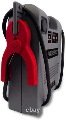 Heavy Duty Truck Battery Booster Pack Jump Starter Box Portable 1800 Amps Power