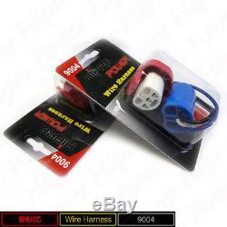Hipro Power 9004 Heavy Duty Headlight Wire Harness