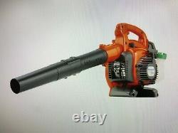 Husqvarna 125B Gas Powered Handheld Leaf Blower 28cc 2Stroke Variable New No Box