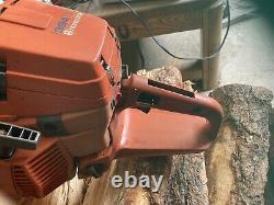 Husqvarna 394 Xp Chainsaw- Power Head Only