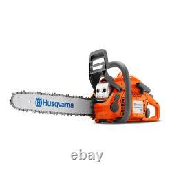 Husqvarna 967650902 440E 16 40.9cc Assembled ToolLess Gas-Powered Chain Saw new