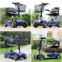 Innuovo 4 Wheel Power Mobility Scooter Heavy Duty Travel Portable New Arrival