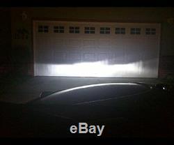 JDM ASTAR Pair F3 90W HB4 9006 Headlight Low Beam Fog Light LED Bulbs White 6K