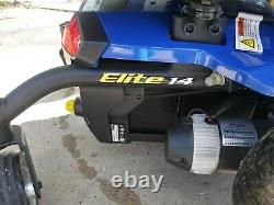 Jazzy Power wheelchair Heavy Duty 450lbs capacity good condition