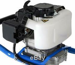 Landworks Earth Auger Power Head Heavy Duty 3HP 52cc 2 Stroke Gas Engine withSteel