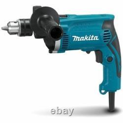 Makita HP1630K 750W Variable Speed Hammer Drill Corded Powerful 220v