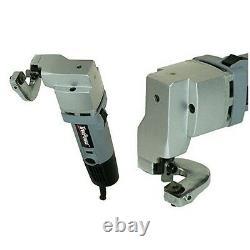 Metal Cutting Shears Electric Sheet Shear Heavy Duty Cutter Power Tool Tin Snips