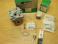 Meteor Nikasil cylinder piston kit for Stihl MS361 47mm with gasket NEW Italy
