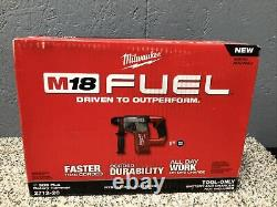 Milwaukee 2712-20 M18 FUEL 1 SDS Plus Rotary Hammer (Tool Only) NIB