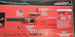 Milwaukee 2724-21HD M18 FUEL 18V 450-CFM 120-Mph Leaf Blower Kit NIB
