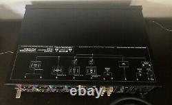 Monster HTS3500 Home Theatre Theater Reference PowerCenter Power Surge Protector