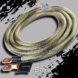NEW 4 Gauge SNAKESKIN Power Ground OFC Wire Copper Marine Grade Cable 4 AWG USA