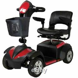 NEW Drive Medical VENTURA418FS Ventura Power Mobility Scooter, 4 Wheel