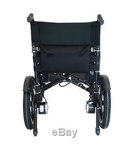 NEW Electric Motorized Wheelchair Folding Lightweight Heavy Duty Electric Power