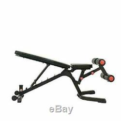 NEW Fully Adjustable Power Zone Heavy Duty Weight Bench, 1000 LB Max Weight