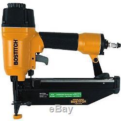 Nail Gun And Compressor Kit Brad Nailer Heavy Duty Stapler Combo Power Tools NEW