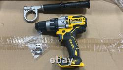 New DEWALT DCD998B 20V 20 VOLT Brushless 1/2 Drill/Hammerdrill Power Detect