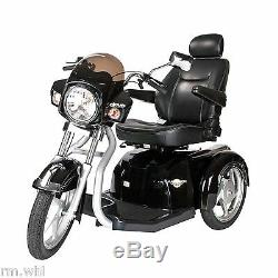 New Maverick Executive Scooter Power Mobility Wheelchair Captain's Seat