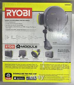 New Ryobi Cord Reel Module GDM330 Power Cord Garage Door Sealed
