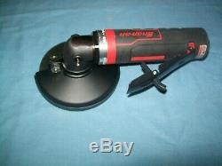 New Snap-on 4 Air Powered HEAVY Duty Right Angled Cut-Off Tool PTC490 Open Box
