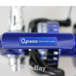 OPASS SW5500 V-POWER Spinning Reel SALTWATER HEAVY DUTY BIGGAME 3-5 day USA AUS