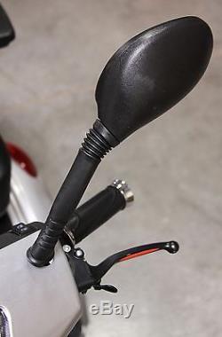 ORANGE EWheels 3 Wheel Power Scooter, EW 36, Electric, Fast, Mobility Aid EW-36