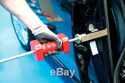 POWER-TEC 5.4kg Slide Hammer Puller Heavy Duty Tool Kit & Adaptors 580mm LONG