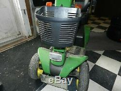 PURSUIT XL power scooter