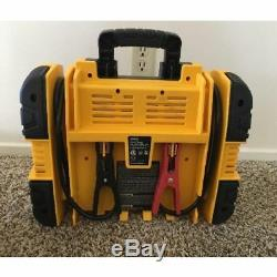 Portable Battery Booster Pack Charger Power Heavy Duty Rv Truck Jump Starter Box