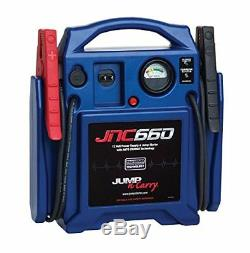 Portable Battery Jump Starter Heavy Duty Truck Booster Pack 1700 Amps Power Unit
