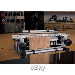 Porter Cable 12 In Dovetail Jig Drill Dovetails Aluminum Heavy Duty Power Tool