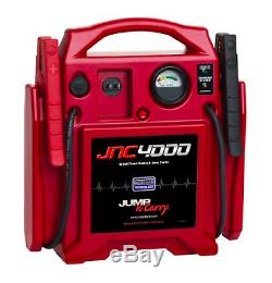 Power Booster Pack Truck Jump Starter Box Portable Heavy Duty Battery Charger