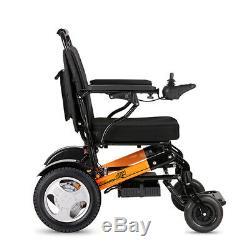 Power Electric Wheelchair Foldable, Compact, Heavy Duty Power Wheelchair! FDA