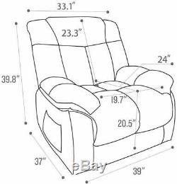 Power Lift Recliner Chair for Elderly Heavy Duty & Safety Motion Arm Chair Sofa