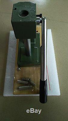Powerful Heavy Duty Watch Caseback Press Tool Minineral Glass Crystal Presser