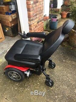 Pride Mobility Jazzy Elite HD Power Chair Heavy Duty 450 lbs Capacity Powerchair